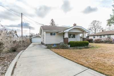 Spokane Valley Single Family Home New: 2314 N Park Rd