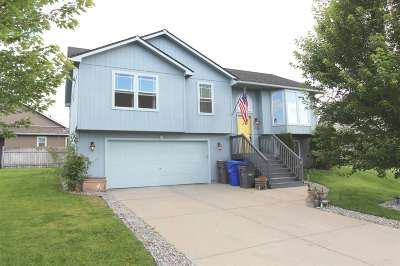 Spokane Valley Single Family Home New: 11920 E 13th Ave