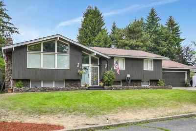 spokane Single Family Home New: 4322 S Stone St