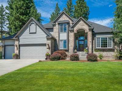 Spokane Valley Single Family Home New: 16407 E Whirlaway Ln