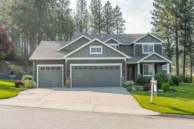 Spokane WA Single Family Home New: $584,900