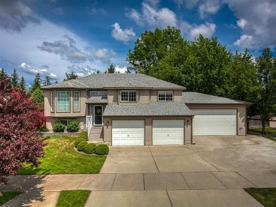 Spokane Valley Single Family Home New: 15417 E Saltese Rd