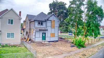 Spokane Single Family Home New: 1829 W Gardner Ave