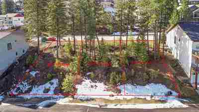 Spokane Residential Lots & Land For Sale: 806 W Bolan Ave