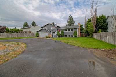Spokane Valley Single Family Home New: 2613 S Dishman Mica Rd