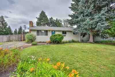Spokane Valley Single Family Home For Sale: 10818 E 15th Ave