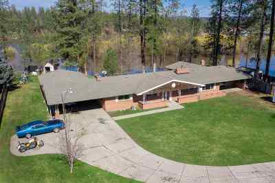 Nine Mile Falls Single Family Home New: 12427 Nine Mile Rd