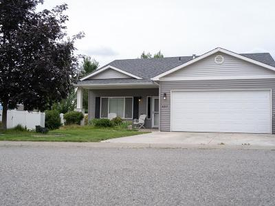 Spokane Valley Single Family Home New: 4217 N Dartmouth Ln