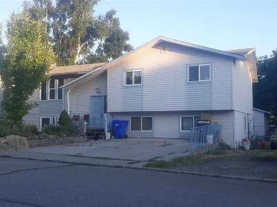 Spokane Valley WA Single Family Home New: $283,000