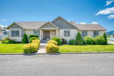 Spokane Valley Single Family Home New: 3705 S Pine Rock Ln