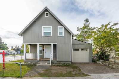 Spokane Single Family Home Chg Price: 928 E Queen Ave