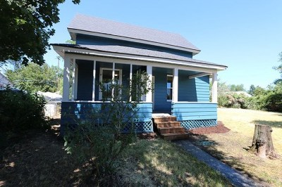 Spokane WA Single Family Home New: $180,000