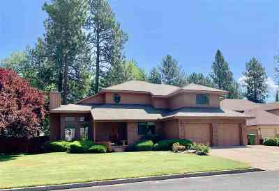 Spokane WA Single Family Home New: $465,000