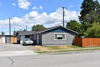 Spokane Single Family Home New: 3007 & 3009 E 4th Ave