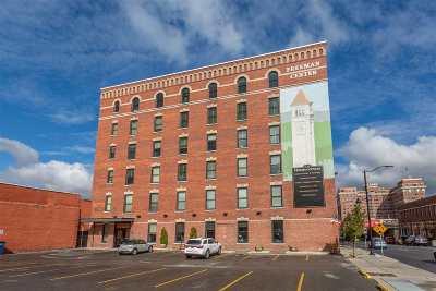 Spokane Condo/Townhouse New: 170 S Lincoln St #Suite 60