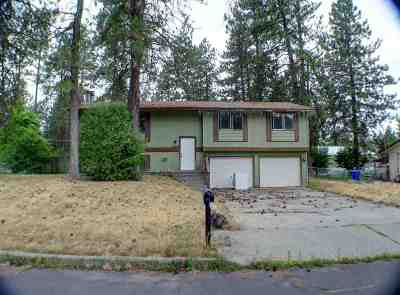 Spokane WA Single Family Home New: $165,000
