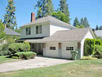 Spokane WA Single Family Home New: $400,000