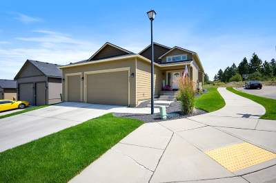 Spokane WA Single Family Home New: $350,000