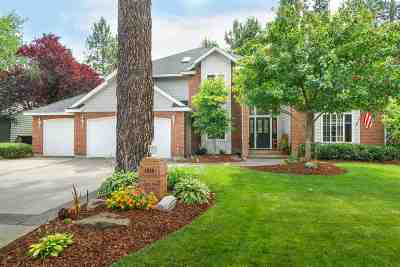Spokane WA Single Family Home New: $729,000