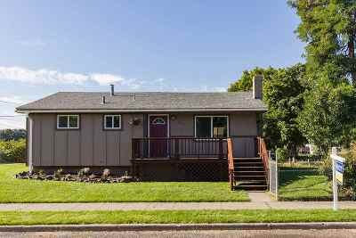 Spokane WA Single Family Home New: $235,000