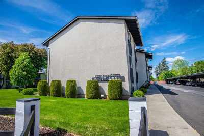 Spokane Valley Condo/Townhouse For Sale: 303 N Raymond Rd #8