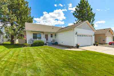 Cheney Single Family Home For Sale: 3217 Thistle Creek Ln