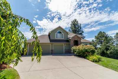Spokane, Spokane Valley Single Family Home Chg Price: 5404 N Shane Ct
