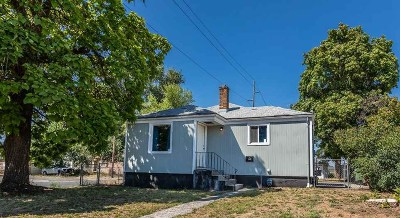 Spokane Single Family Home For Sale: 1403 E Rich Ave