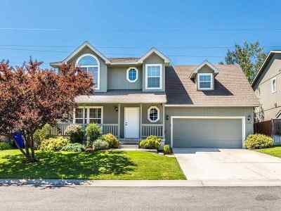 Spokane Single Family Home For Sale: 5130 S Myrtle Ln