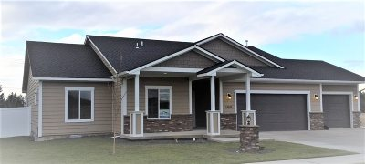 Spokane Single Family Home For Sale: 2726 W Howesdale Rd