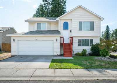 Cheney WA Single Family Home Bom: $249,000