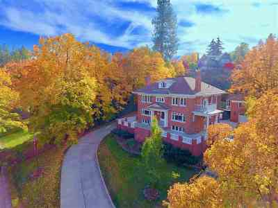 Spokane Single Family Home Chg Price: 416 E Rockwood Blvd