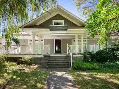 Spokane Single Family Home Chg Price: 4 E 14th Ave