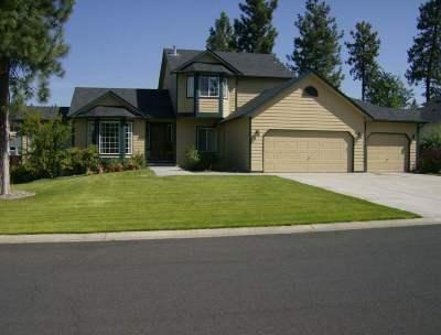 Spokane Single Family Home Chg Price: 1113 E Barley Brae Ct