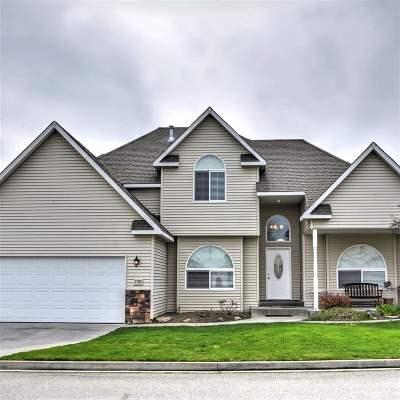 Spokane Valley Single Family Home For Sale: 3705 S Vercler Ln