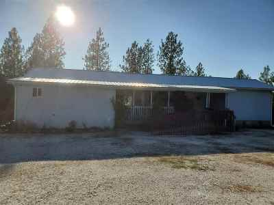 Mobile Home For Sale: 4878 Rail Canyon Rd