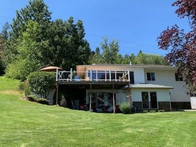 Spokane Single Family Home For Sale: 8313 N Northview Ct