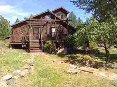 Nine Mile Falls WA Single Family Home For Sale: $325,000