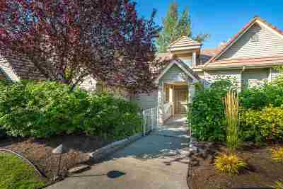 Spokane Single Family Home For Sale: 639 N Riverpoint Blvd #H202