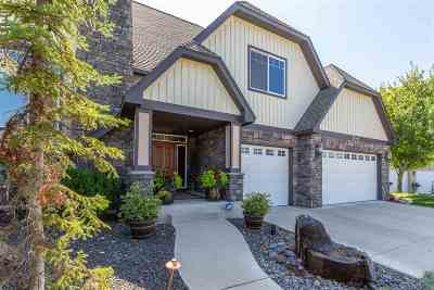 Spokane Valley Single Family Home Chg Price: 804 S Shelley Lake Ln