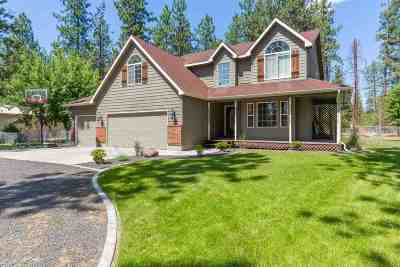 Nine Mile Falls Single Family Home For Sale: 13020 Narcis Ct