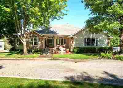 Spokane Single Family Home Bom: 2527 E Littler Ln