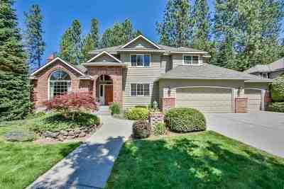 Spokane Single Family Home For Sale: 6823 S Highland Park Dr