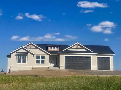 Spokane Single Family Home For Sale: 13915 W Lincoln Rd