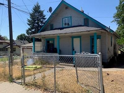 Spokane Single Family Home For Sale: 1719 N Elm St
