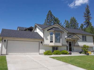 Spokane Single Family Home Chg Price: 728 E Country Hill Ct