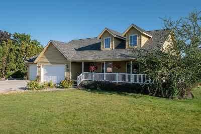 Spokane Valley Single Family Home For Sale: 16818 E Indiana Ave