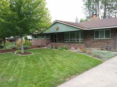 Spokane, Spokane Valley Single Family Home For Sale: 4225 S Napa St