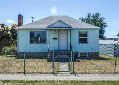 Spokane Single Family Home For Sale: 544 E Walton Ave