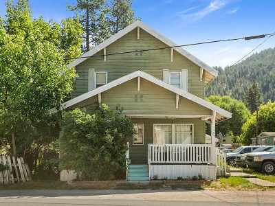 Addy Multi Family Home For Sale: 1389 Main St